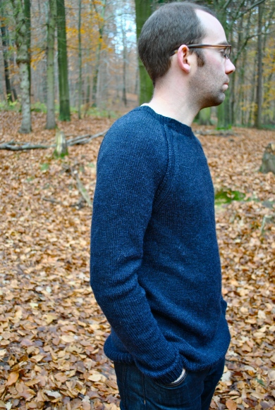 Maturin Sweater by Áine Ryan / knitahedron