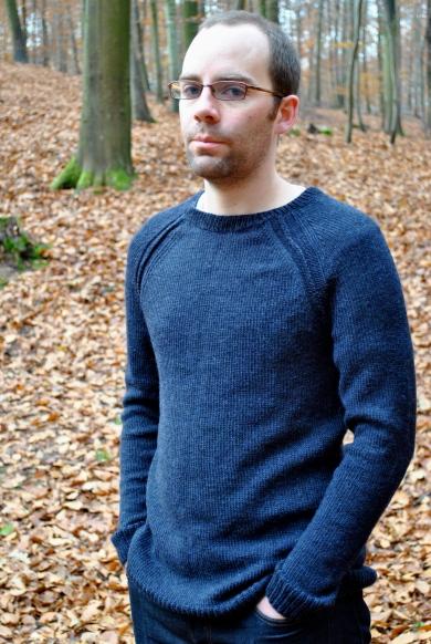 Maturin Sweater by Áine Ryan / knitahedron