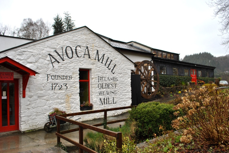 Avoca Mill by knitahedron