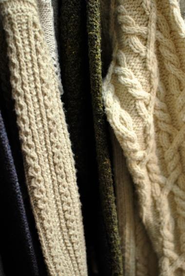 Brooklyn Tweed Samples